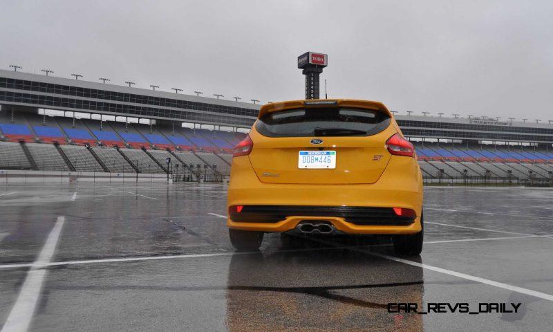 2015 Ford Focus ST Tangerine Scream ST2 Pack 125