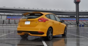 2015 Ford Focus ST Tangerine Scream ST2 Pack 128