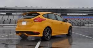 2015 Ford Focus ST Tangerine Scream ST2 Pack 129