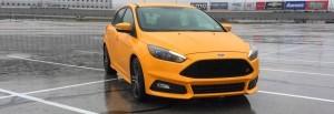 2015 Ford Focus ST Tangerine Scream ST2 Pack 13