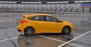 2015 Ford Focus ST Tangerine Scream ST2 Pack 134