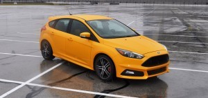 2015 Ford Focus ST Tangerine Scream ST2 Pack 138