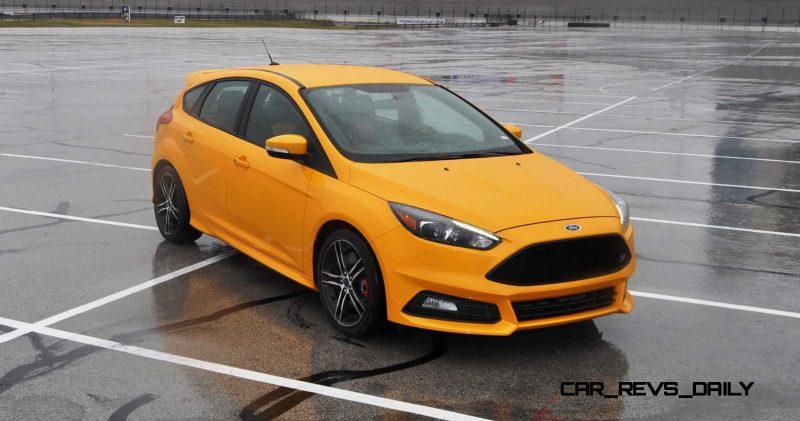 2015 Ford Focus ST Tangerine Scream ST2 Pack 139