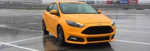 2015 Ford Focus ST Tangerine Scream ST2 Pack 14