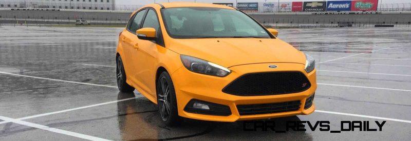 2015 Ford Focus ST Tangerine Scream ST2 Pack 14