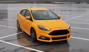 2015 Ford Focus ST Tangerine Scream ST2 Pack 140