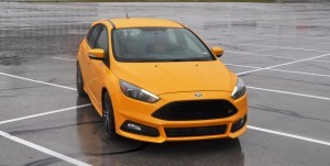 2015 Ford Focus ST Tangerine Scream ST2 Pack 141