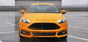 2015 Ford Focus ST Tangerine Scream ST2 Pack 143