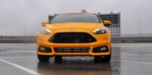 2015 Ford Focus ST Tangerine Scream ST2 Pack 144