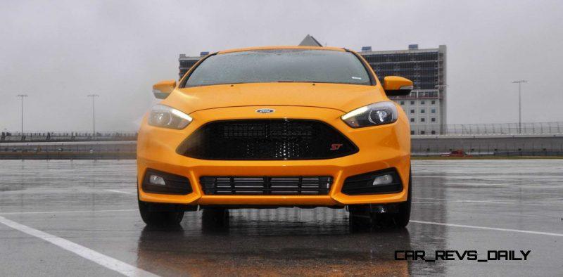 2015 Ford Focus ST Tangerine Scream ST2 Pack 144