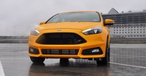 2015 Ford Focus ST Tangerine Scream ST2 Pack 145