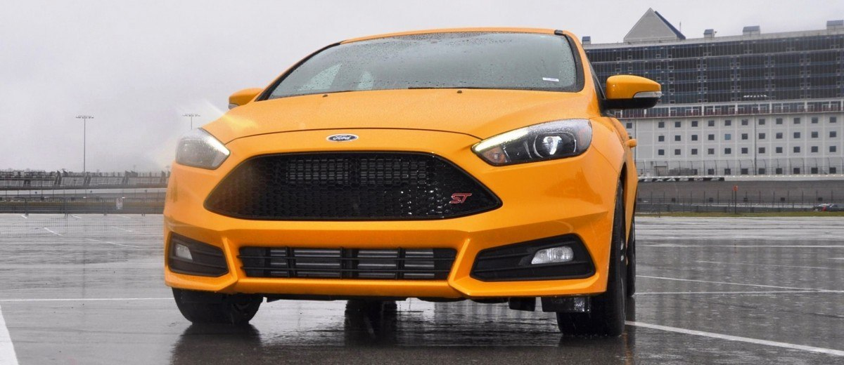 2015 Ford Focus ST Tangerine Scream ST2 Pack 145 copy