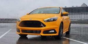 2015 Ford Focus ST Tangerine Scream ST2 Pack 146