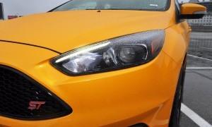 2015 Ford Focus ST Tangerine Scream ST2 Pack 147