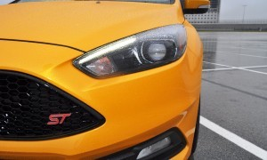 2015 Ford Focus ST Tangerine Scream ST2 Pack 148
