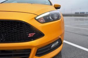 2015 Ford Focus ST Tangerine Scream ST2 Pack 149