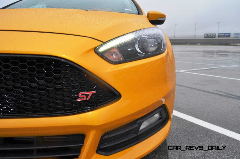 2015 Ford Focus ST Tangerine Scream ST2 Pack 149