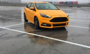 2015 Ford Focus ST Tangerine Scream ST2 Pack 15