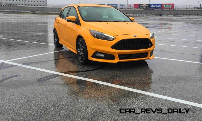 2015 Ford Focus ST Tangerine Scream ST2 Pack 15