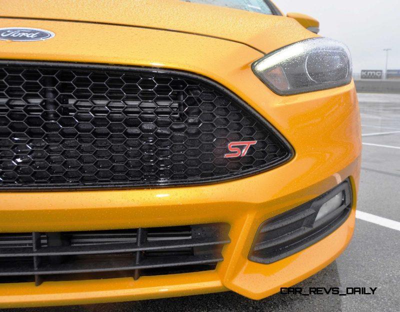 2015 Ford Focus ST Tangerine Scream ST2 Pack 150