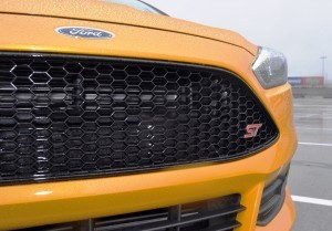 2015 Ford Focus ST Tangerine Scream ST2 Pack 151