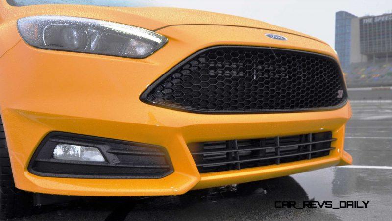 2015 Ford Focus ST Tangerine Scream ST2 Pack 152