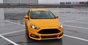 2015 Ford Focus ST Tangerine Scream ST2 Pack 153