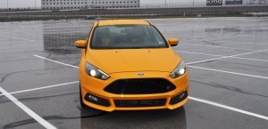2015 Ford Focus ST Tangerine Scream ST2 Pack 154