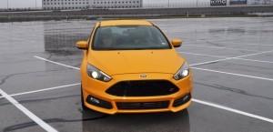 2015 Ford Focus ST Tangerine Scream ST2 Pack 154