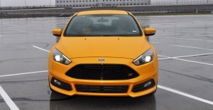 2015 Ford Focus ST Tangerine Scream ST2 Pack 155