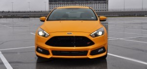 2015 Ford Focus ST Tangerine Scream ST2 Pack 156