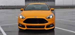 2015 Ford Focus ST Tangerine Scream ST2 Pack 156