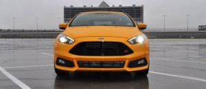2015 Ford Focus ST Tangerine Scream ST2 Pack 157