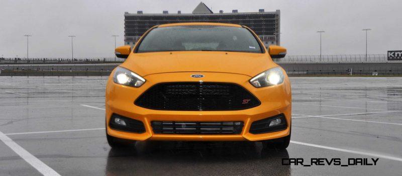 2015 Ford Focus ST Tangerine Scream ST2 Pack 157