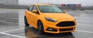 2015 Ford Focus ST Tangerine Scream ST2 Pack 16