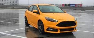 2015 Ford Focus ST Tangerine Scream ST2 Pack 16
