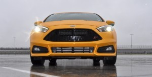 2015 Ford Focus ST Tangerine Scream ST2 Pack 160