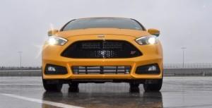2015 Ford Focus ST Tangerine Scream ST2 Pack 160