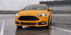 2015 Ford Focus ST Tangerine Scream ST2 Pack 161