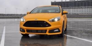 2015 Ford Focus ST Tangerine Scream ST2 Pack 161