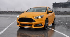 2015 Ford Focus ST Tangerine Scream ST2 Pack 162