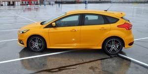2015 Ford Focus ST Tangerine Scream ST2 Pack 166