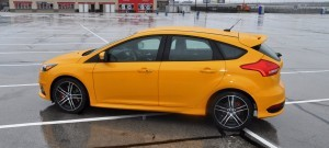 2015 Ford Focus ST Tangerine Scream ST2 Pack 167