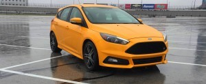 2015 Ford Focus ST Tangerine Scream ST2 Pack 17
