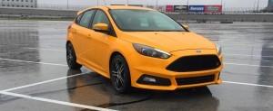 2015 Ford Focus ST Tangerine Scream ST2 Pack 17