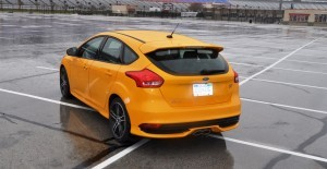 2015 Ford Focus ST Tangerine Scream ST2 Pack 170
