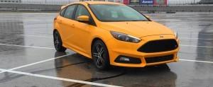 2015 Ford Focus ST Tangerine Scream ST2 Pack 18