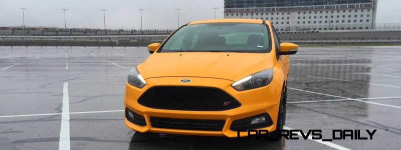 2015 Ford Focus ST Tangerine Scream ST2 Pack 2
