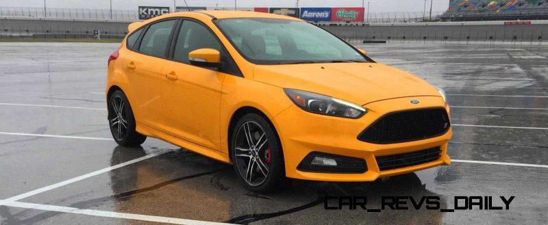 2015 Ford Focus ST Tangerine Scream ST2 Pack 20