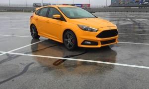 2015 Ford Focus ST Tangerine Scream ST2 Pack 21
